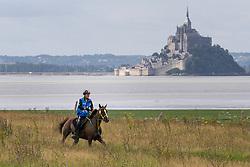 Giliese De Villiers, (RSA), Tra Flama<br /> Alltech FEI World Equestrian Games™ 2014 - Normandy, France.<br /> © Hippo Foto Team - Leanjo de Koster<br /> 25/06/14