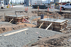 New Haven Rail Yard, Independent Wheel True Facility. CT-DOT Project # 0300-0139, New Haven CT..Photograph of Construction Progress Photo Shoot 11 on 17 May 2012. One of 54 Images Captured this Submission.