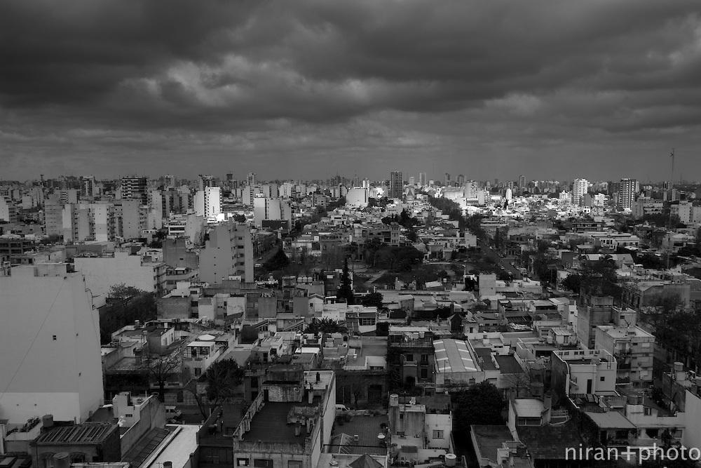 Buenos Aires Aerial