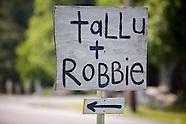 Tallu & Robbie ~ Friday Afternoon