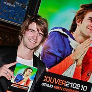 NLD/Amsterdam/20110318 - Boekpresentatie Mark Tuitert, met boek
