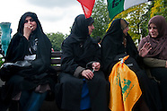 Al Quds Day March interupted by English Defence League 4.09.10