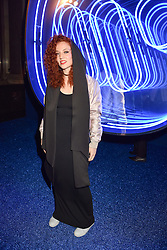 Jess Glynne at the Warner Music & Ciroc Brit Awards party, Freemasons Hall, 60 Great Queen Street, London England. 22 February 2017.