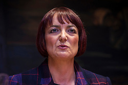 Cabinet Secretary for Training, Youth and Women's Employment, Angela Constance, MSP, launched her campaign to become the next Depute Leader of the SNP. Ms Constance is MSP for Almond Valley.   Addiewell 1 October 2014 Ger Harley | StockPix.eu