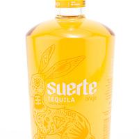 Suerte Tequila Anejo -- Image originally appeared in the Tequila Matchmaker: http://tequilamatchmaker.com