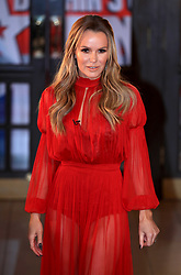 Amanda Holden attending the Britain's Got Talent Photocall at the Opera House, Church Street, Blackpool. PRESS ASSOCIATION Photo. Picture date: Tuesday January 16, 2018. Photo credit should read: Peter Byrne/PA Wire.