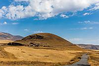 landmark of Syunik province Armenia eastern Europe