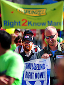 Right 2 Know March