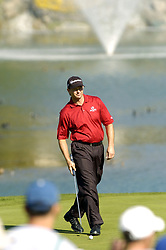 FEB 24, 2006: Carlsbad, CA.Ratief Goosen of South Africa in action during the third round of the WGC World Match Play Championship at La Costa Resort and Spa in Carlsbad, CA.Photo © John Green (Credit Image: © John Green/Cal Sport Media/ZUMAPRESS.com)