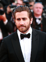 Actor Jake Gyllenhaal at the gala screening for the film Carol at the 68th Cannes Film Festival, Sunday May 17th 2015, Cannes, France.