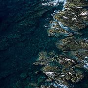 Snat Maria bay near Cabo San Lucas. Baja California Sur, Mexico.