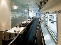 Restaurant RoomBMK, Beijing, China.