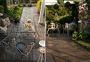 Commercial Architecture and Interiors Photography: Pavement and Pool shot for Techo-Bloc, Victoriaville, Quebec, Canada