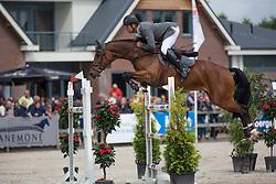 564 - Carmily - Schaper Danny<br /> 7 Jarige Finale Springen<br /> KWPN Paardendagen - Ermelo 2014<br /> © Dirk Caremans
