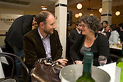 ANYA GALLACCIO, Exhibition of New sculptures by Gary webb incorporating man-made and natural objects. The Approach, Mortimer St. London. 15 May 2008. Afterwards at Mark Hix's restaurant. Smithfield.  *** Local Caption *** -DO NOT ARCHIVE-© Copyright Photograph by Dafydd Jones. 248 Clapham Rd. London SW9 0PZ. Tel 0207 820 0771. www.dafjones.com.
