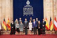 102116 Princesa de Asturias Awards 2016 - Day 2