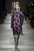 FASHION WEEK PARIS<br /> <br /> womenswear ready to wear<br /> pret a porter, summer 2016, Dries Van Noten<br /> ©Exclusivepix Media