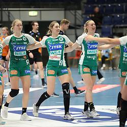 2021-01-31: Silkeborg-Voel KFUM - Vendsyssel Håndbold