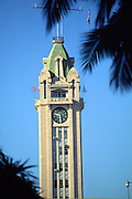 Aloha Tower, Honolulu, Hawaii<br />