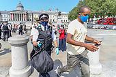 Britain Police Arrests Photojournalist