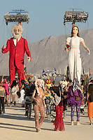 Step Forward - Joining Minds by: Miguel Angel Martin Bordera, founder of Carros de Foc from: San Vicente del Raspeig, Alicante, Spain year: 2018 My Burning Man 2018 Photos:<br />