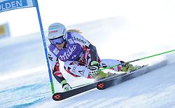24.10.2015, Rettenbachferner, Sölden, AUT, FIS Weltcup Ski Alpin, Soelden, Riesenslalom, Damen, 1. Lauf, im Bild Eva-Maria Brem (AUT) // Eva-Maria Brem of Austria during the first run of ladies Giant Slalom of Soelden FIS Ski Alpine World Cup at the Rettenbachferner in Sölden, Austria on 2015/10/24. EXPA Pictures © 2015, PhotoCredit: EXPA/ Erich Spiess