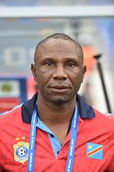 January 20, 2017 - GABON - team entraineur Florent Ibenge Congo DR (Credit Image: © Panoramic via ZUMA Press)