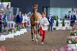 Kawai Mike, JPN, As De Mai, 358<br /> Olympic Games Tokyo 2021<br /> © Hippo Foto - Dirk Caremans<br /> 31/07/2021