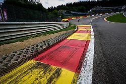 August 24, 2018 - Spa Francorchamps, Vlaanderen, Belgique - Spa 24/08/2018 F1/Grand Prix F1 Belgium/Vendredi/Essais 1/.eau rouge ambiance (Credit Image: © Panoramic via ZUMA Press)