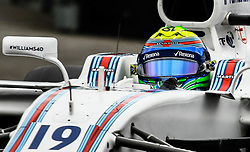 November 11, 2017 - Brazil - SAO PAULO, SP - 11.11.2017: QUALIFYING PARA GP F1 - In the photo the pilot, Brazilian Felipe Massa of Willians Racing, during free practice in the morning. Classifying training day on Saturday (11), for the Brazilian Formula 1 Grand Prix, which will take place on Sunday (12) at the Jose Carlos Pace racetrack in Interlagos. (Credit Image: © Fotoarena via ZUMA Press)