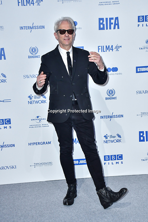 Elliot Grove attends the 22nd British Independent Film Awards at Old Billingsgate on December 01, 2019 in London, England.
