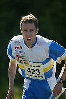 Orientering, 21. juni 2002. NM sprint. Holger Hott Johansen, Bækkelaget.