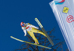 KRANJEC Robert (SLO) during Flying Hill Team competition at 3rd day of FIS Ski Jumping World Cup Finals Planica 2012, on March 17, 2012, Planica, Slovenia. (Photo by Vid Ponikvar / Sportida.com)