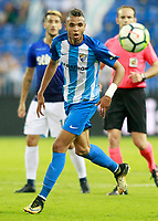 Malaga CF's Youssef En-Nesyri during XXXIII Costa del Sol Trophy. August 5,2017. (ALTERPHOTOS/Acero)