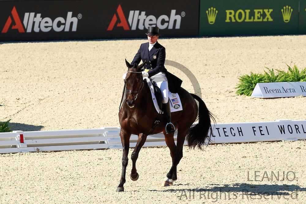 Karen O'Connor - Mandiba<br /> Alltech FEI World Equestrian Games <br /> Lexington - Kentucky 2010<br /> © DigiShots