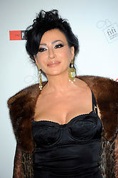 Nancy Dell'Olio attends the FiFI UK Fragrance Awards 2013 at The Brewery on May 16, 2013 in London, England, May 16, 2013. Photo by:  Chris Joseph / i-Images