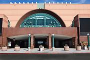 Anaheim Honda Center Entrance