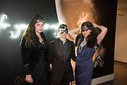 PAULA RAE GIBSON; DAWKA PELLING; BELINDA BAMBER;  Sotheby's Erotic sale cocktail party, Sothebys. London. 14 February 2018