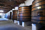 vat cellar chateau margaux medoc bordeaux france