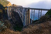 Bixby Creek Bridge, Big Sur, California