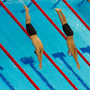 FINA world swimming games in Dubai