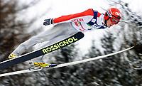 Hopp - FIS World Cup - 31.01.2003 - Bad Mittendorf / Kulm<br /> Daniel Forfang - Norge<br /> Foto: Calle Törnström, Digitalsport