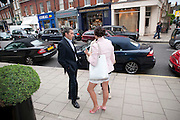 The Pimlico Road Summer party. London SW1. 9 June 2009