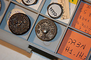 Ancient Jewish silver coins from the Second Temple period Photographed at the Israel Antiquities Authority