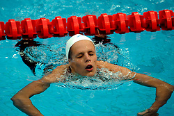 15-08-2008 ZWEMMEN: OS 2008 ZWEMMEN: BEIJING<br /> Laure Manadou FRA<br /> ©2008-WWW.FOTOHOOGENDOORN.NL