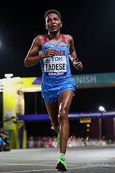 2019 IAAF World Athletics Championships, Doha, Qatar, September 27- October 6, Day 9<br /> Mens Marathon