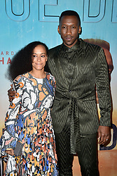 Amatus Sami-Karim and Mahershala Ali attend the premiere of HBO's 'True Detective' Season 3 at Directors Guild of America on January 10, 2019 in West Hollywood, CA, USA. Photo by Lionel Hahn/ABACAPRESS.COM