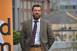 2016 Edinburgh International Film Festival, Stewart Henderson (Chemical Underground/The Delgados),  during the WORLD PREMIERE (DOCUMENTARY) LOST IN FRANCE, The Apex Hotel Grassmarket, Edinburgh16th June 2016, (c) Brian Anderson   Edinburgh Elite media<br /> <br /> Niall McCann (Director) <br /> Alex Kapranos (Musician)<br /> Emma Pollock (Musician)<br /> Paul Savage (Musician)<br /> Stewart Henderson (Musician)<br /> David Sosson (Musician)