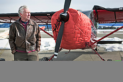 Pilot Andy Williams, Whitehorse, Yukon