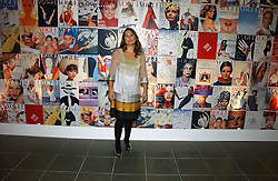 Editor of Vogue ALEXANDRA SHULMAN at a party to celebrate the 90th birthday of Vogue magazine held at The Serpentine Gallery, Kensington Gardens, London on 8th November 2006.<br /><br />NON EXCLUSIVE - WORLD RIGHTS